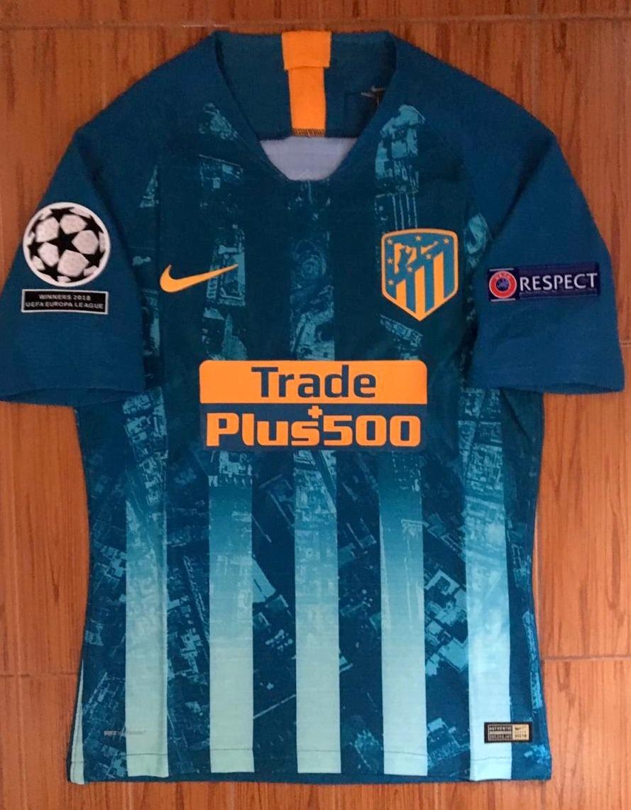 Envio Gratis Camiseta Atletico Madrid 2019 Champions