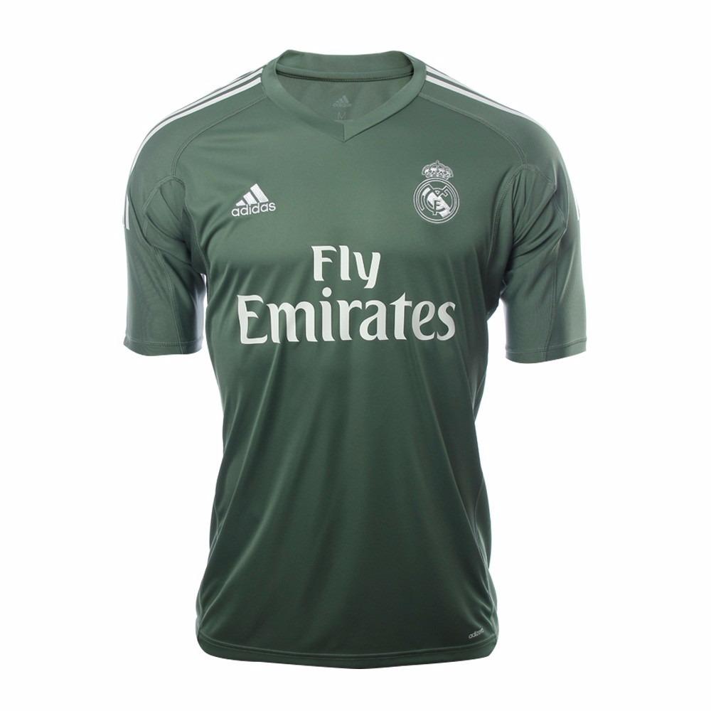 envio gratis camiseta real madrid arquero 2018. Cargando zoom. 39ce0aceab842