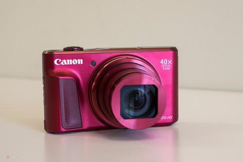 envio gratis canon powershot sx720 20mp zoom optico 40x roja