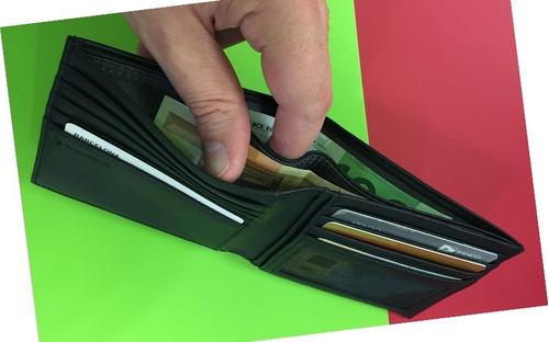 envio gratis cartera victorinox barcelona piel napa 30163701