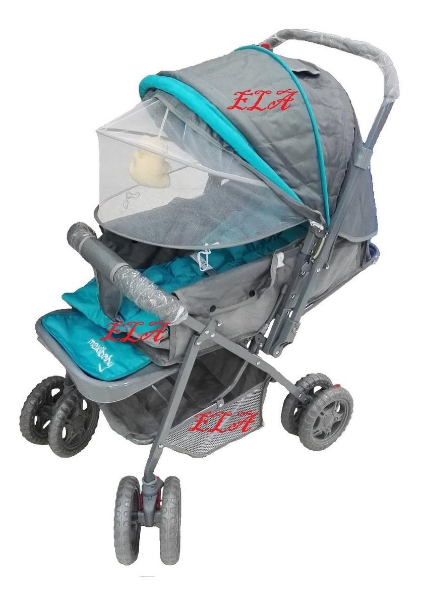 9b58c9bae envio gratis coche reversible bebé pañalera ropon musical. Cargando zoom.
