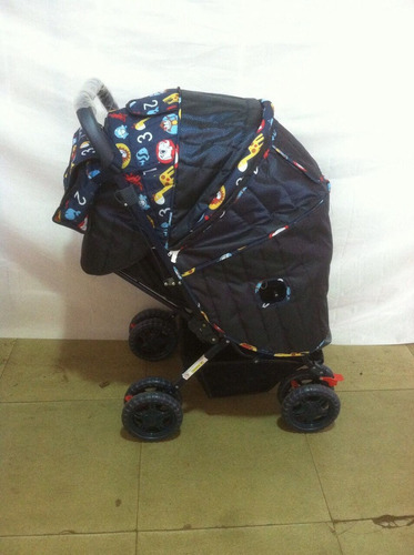 envio gratis coche reversible bebé pañalera ropon musical