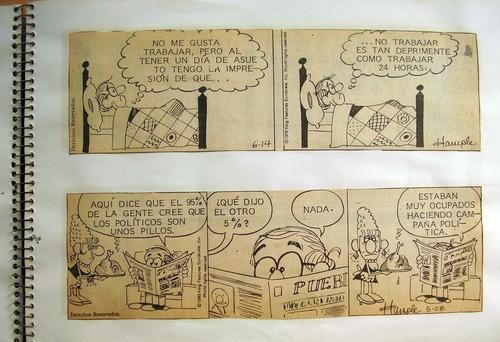 envio gratis cuaderno 154 tiras comica woody allen de hample