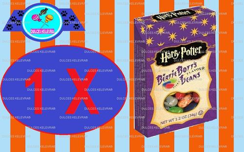 envío gratis dulces harry potter bertie botts 34g boozled