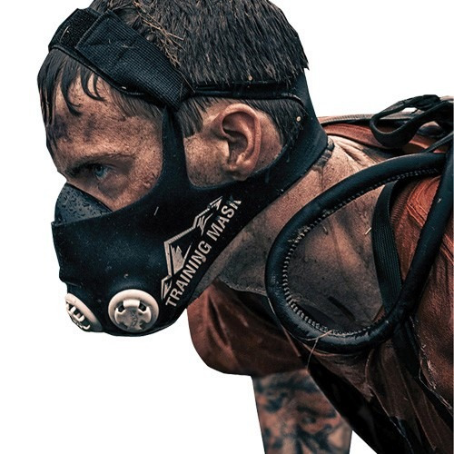 envío gratis elevation training mask 2.0 mma crossfit