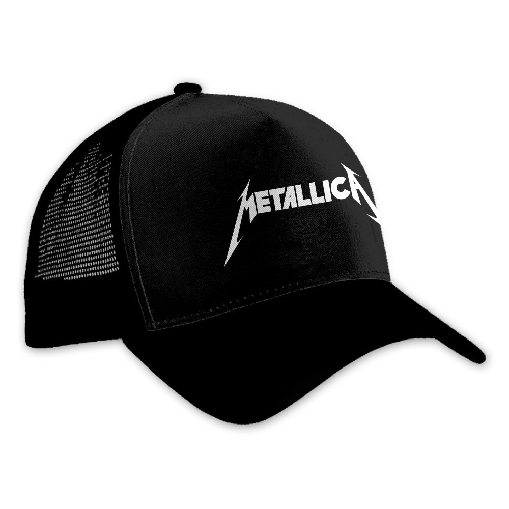 Envío Gratis Gorra Metallica Negra Mod. 1 -   229.00 en Mercado Libre e30443b2259