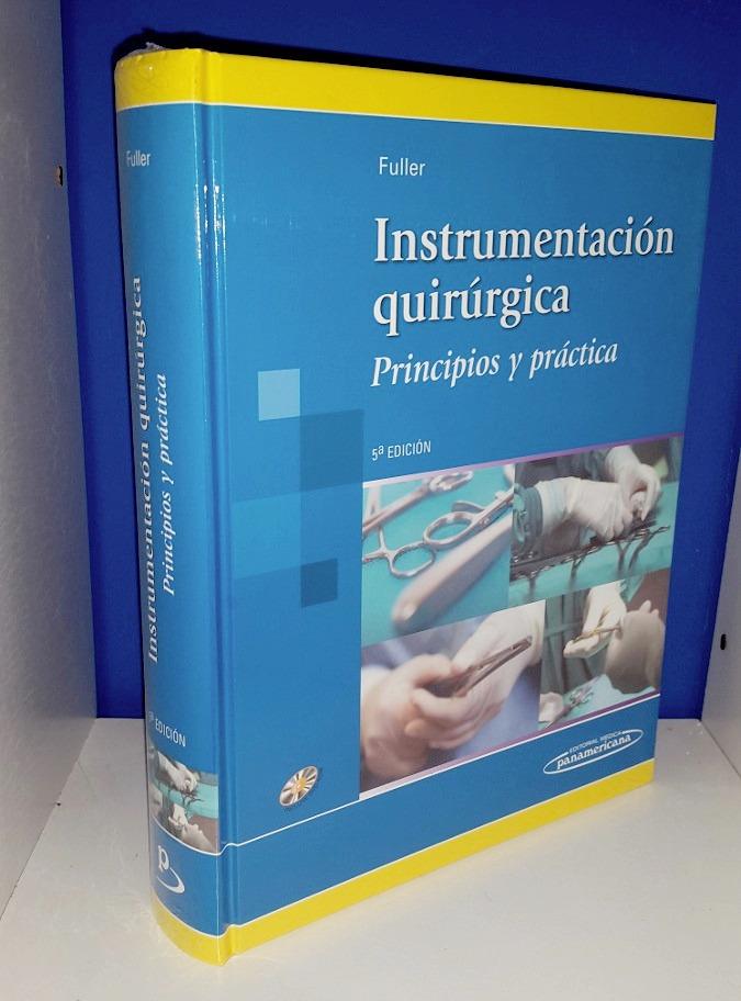 libro de fuller instrumentacion quirurgica pdf gratis