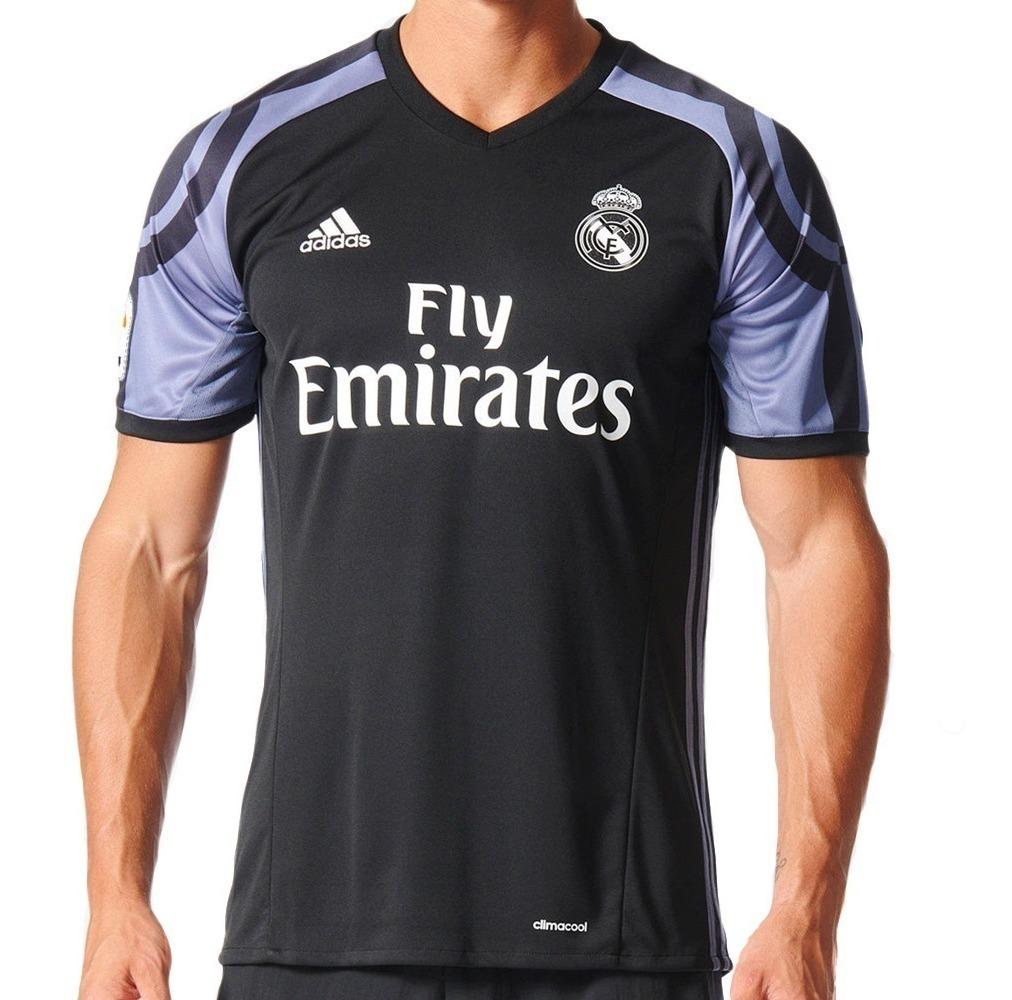 size 40 38fa9 e71cc Envío Gratis ! Jersey adidas 100% Original Real Madrid Cr7
