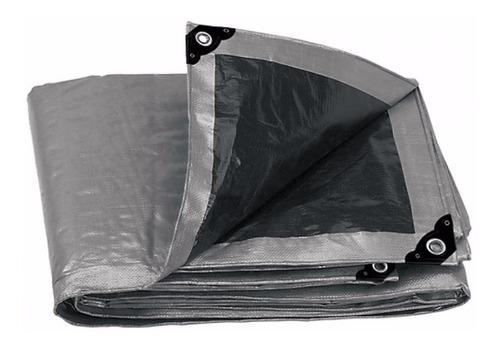 envio gratis lona reforzada gris 7 x 10 metros truper 10779