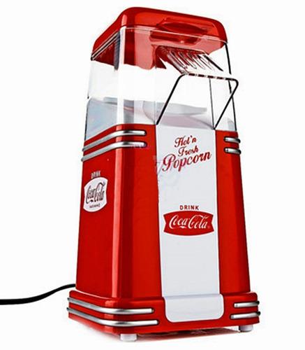 envio gratis maquina de palomitas coca-cola nostalgia retro
