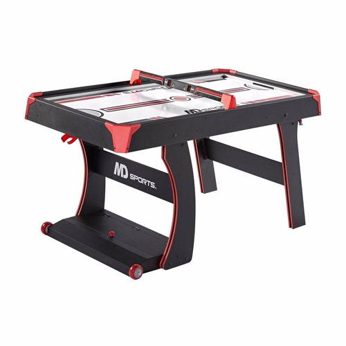envío gratis mesa de hockey de aire marca md sports 60 pulgs
