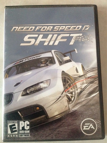 envío gratis, need for speed shift para pc, (no ps2, ps1)