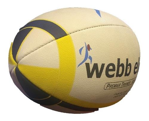 envio gratis pelota rugby webb ellis nº5 premier modelos