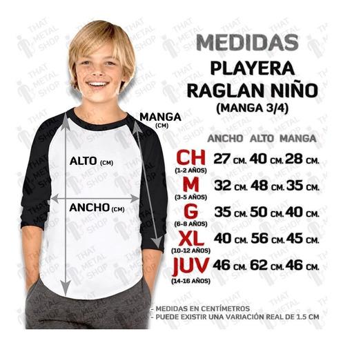 envío gratis playera raglan niño marshmello + sticker