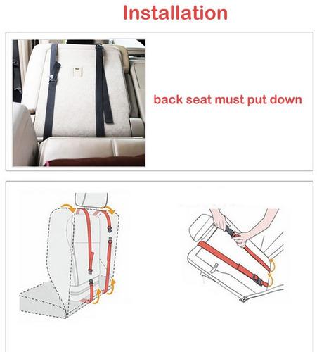 ¡envio gratis!! silla asiento carro niño/bebe unisex w02