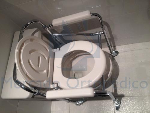 envío gratis silla de baño pato ayuda sanitaria oferta nueva