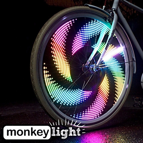 envio gratis super luces led para bicicleta 2016
