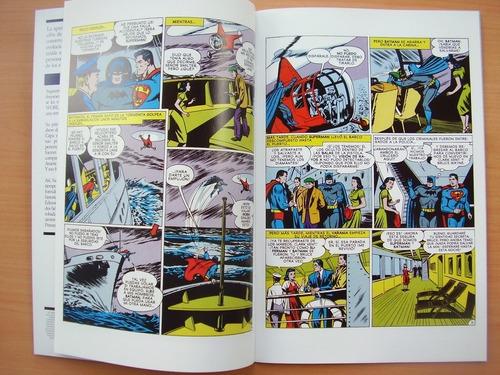 envio gratis superman batman juntos primera aparicion comic en espanol dc jerry siegel bob kane
