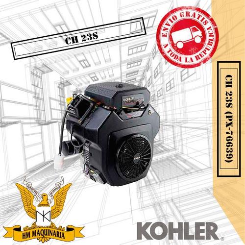 ¡¡¡envio gratis!!!motor kohler ch23s de 23hp