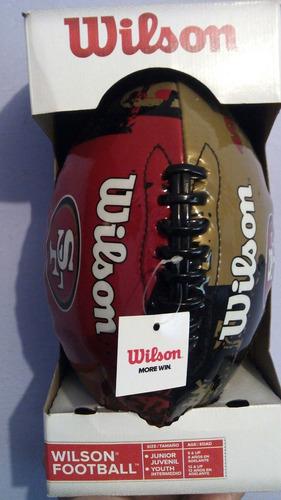 Envio Incluido! Nfl Balón Colegial San Francisco 49ers -   420.00 en ... 650388abe8b