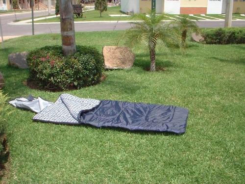 envio incluido sleeping bag climas frios 0°c hecho n méxico