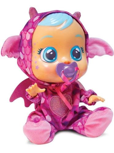 envio inmediato muñeca bebes llorones cry babies var modelos