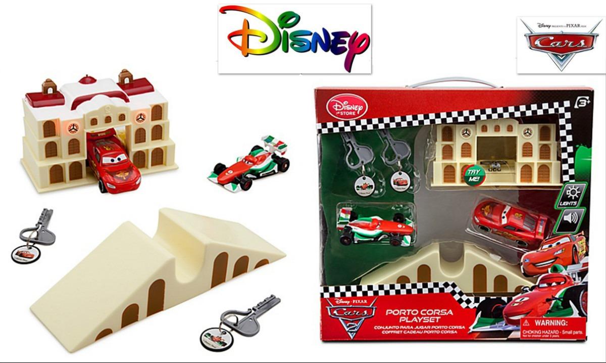 Envio juego juguete cars disney interactivo baterias incl - Juguetes disney cars ...