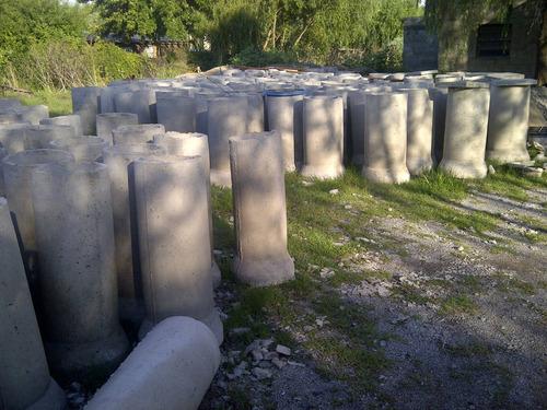 envio y colocacion de caños de cemento hormigon