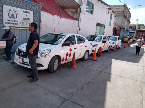 envíos de mercancía en taxi preció a convenir