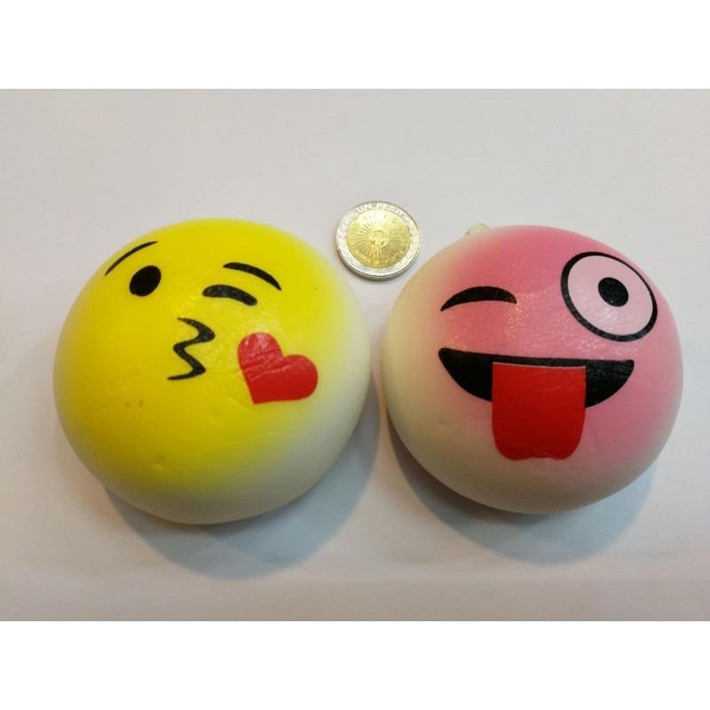Envios Gratis Squishy Emoji Set X2 Squishies Diferentes -   349 e985f26c18d0