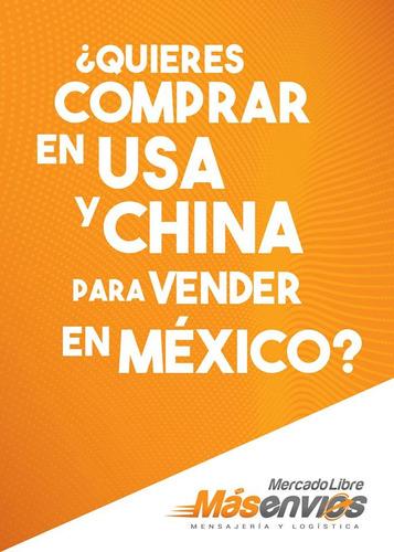 envios y logistica compra de estados unidos y china a mexico