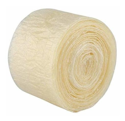 envoltura de salchicha, 8m 2 capas de secado comestible envo