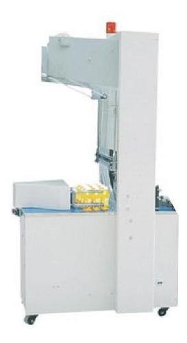 envolvedora o emplayadora de paquetes con termoencogible