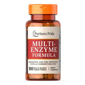 Enzimas Digestivas 100tabletas - Unidad a $75000