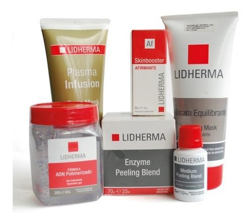 enzyme peeling blend lidherma