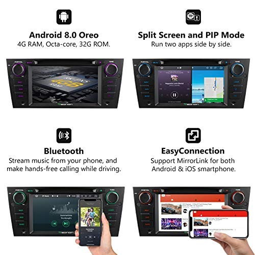 Eonon Ga9165a Car Stereo Radio Audio 7 Pulgadas Android 8 0