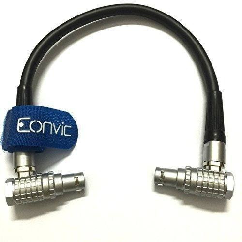 eonvic 18  red camera epic cable, scarlet lcd evf cable- amb