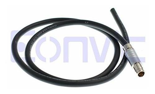 eonvic fisher rs rr3pin male d-box cable de derivacion volan