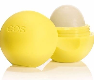 eos balsamos labiales organicos (lote 5 unids)