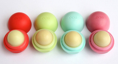 eos lip balm protetor labial hidratante kit com 6 unidades