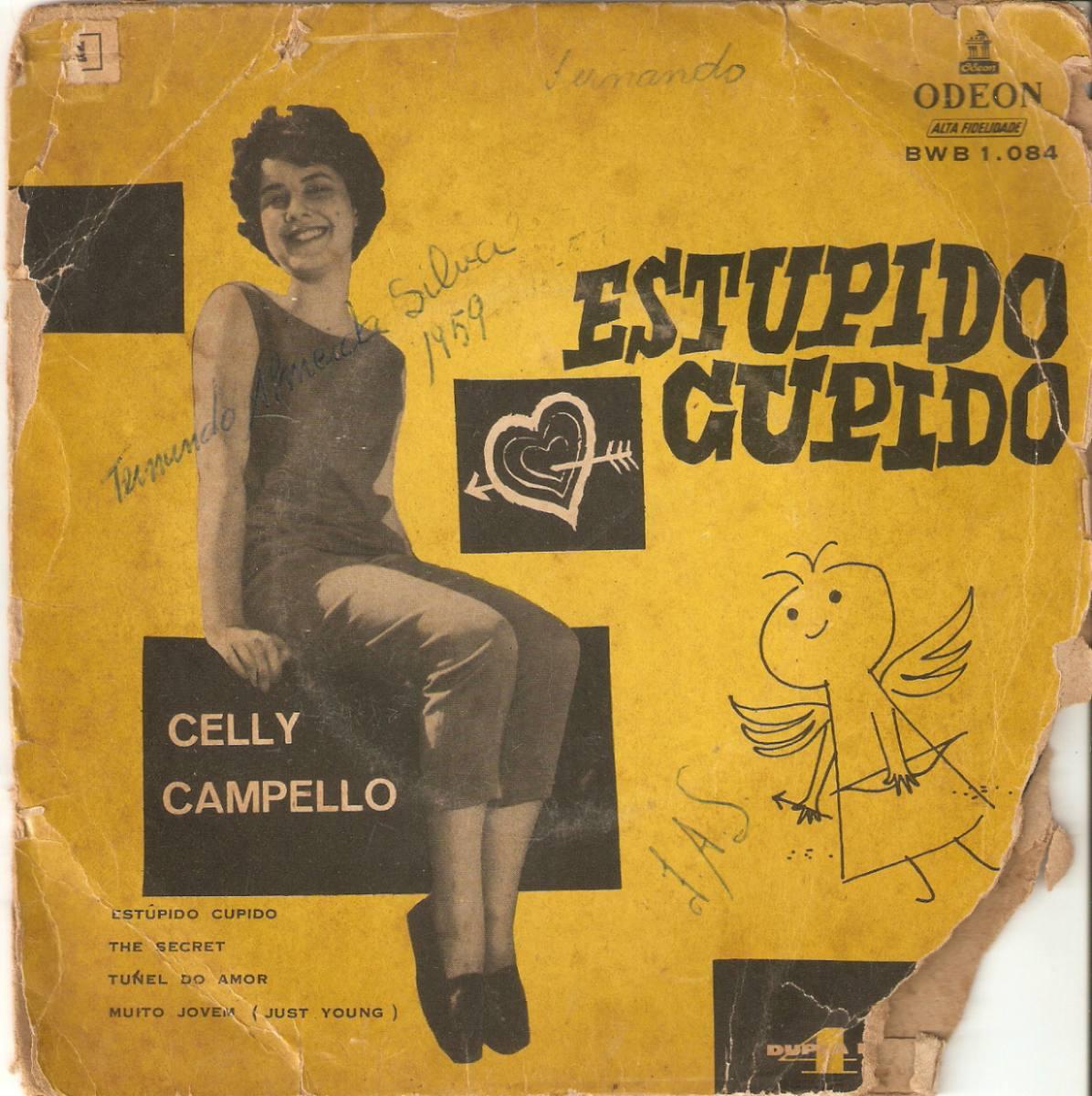 celly campello - estupido cupido -