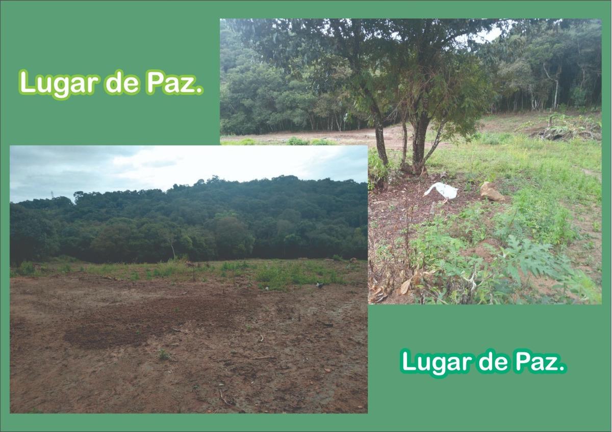 e.p  lotes ibiuna 1000 m2  venha viver de bem com a natureza