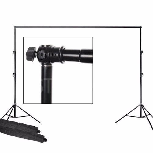ephoto soporte para fondo fotografia stand 7 pies stands