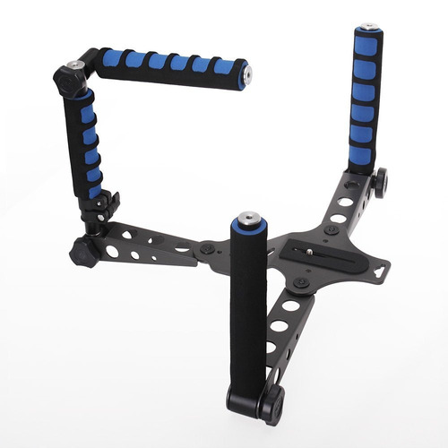 ephotoinc rl01 dslr rig movie kit hombro rig mount video cam