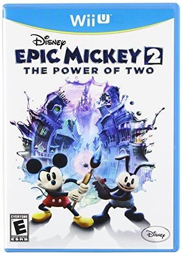 epic mickey 2: el poder de dos - nintendo wii u