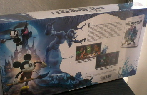 epic mickey 2 wii the power of two edicion special