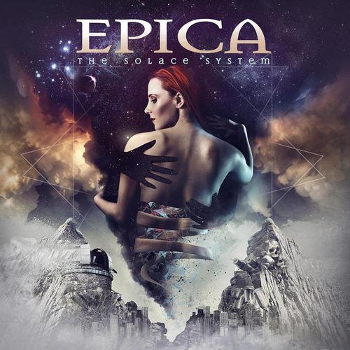 epica - the solace system - vinilo nuevo