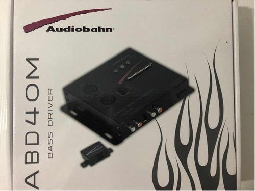epicentro audiobahn con control de bajos abd40m