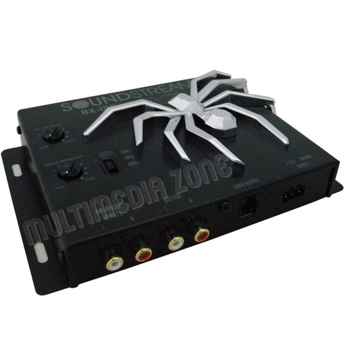 epicentro soundstream bx-12b procesador de bajos maximizador