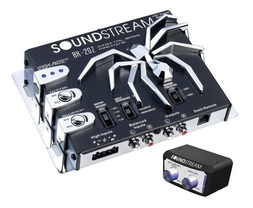 epicentro soundstream bx-20z nuevo
